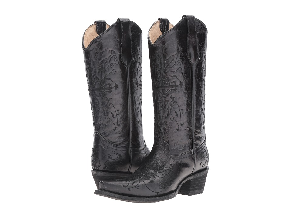 Corral Boots L5060 (Black/Black) Women