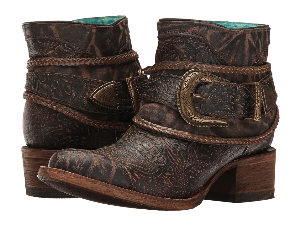 Corral Boots - A3123 (Brown) Womens Boots