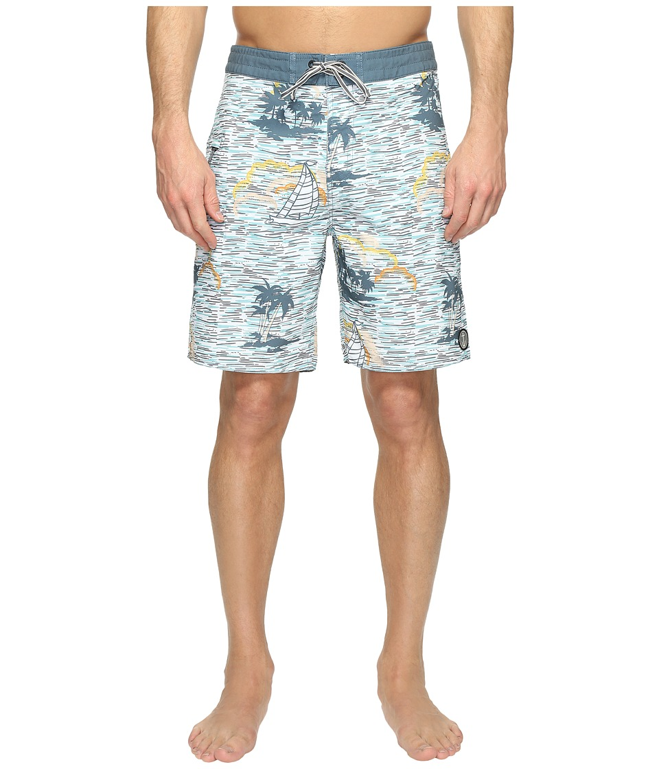 Captain Fin - Wind Mother Boardshorts