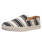 Soludos - Striped Slip-On Sneaker