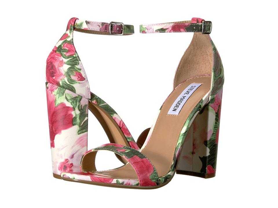 Steve Madden Carrson (Floral) High Heels