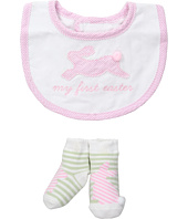 Mud Pie - My First Easter Bib Sock Set (Infant)