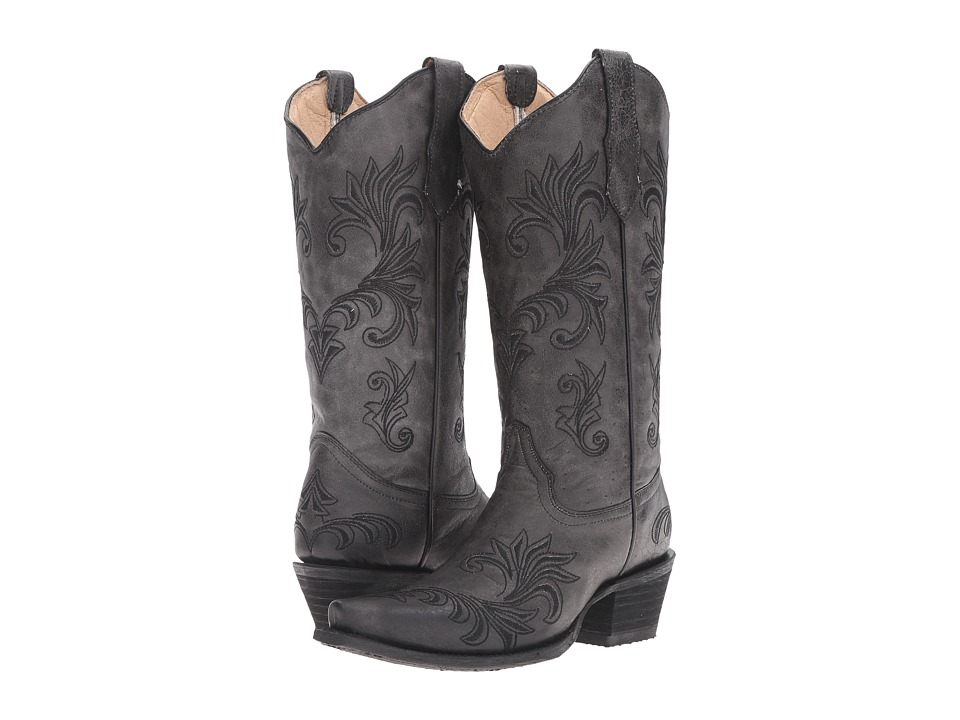 Corral Boots - L5142 (Black) Womens Boots