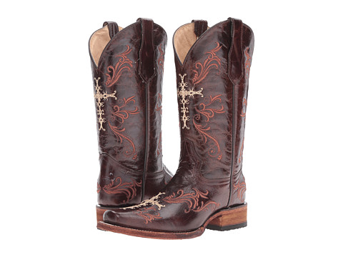 Corral Boots L5080 - Chocolate/Cognac