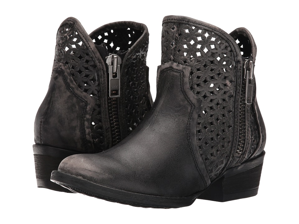 Corral Boots Q0001 (Black/Grey)