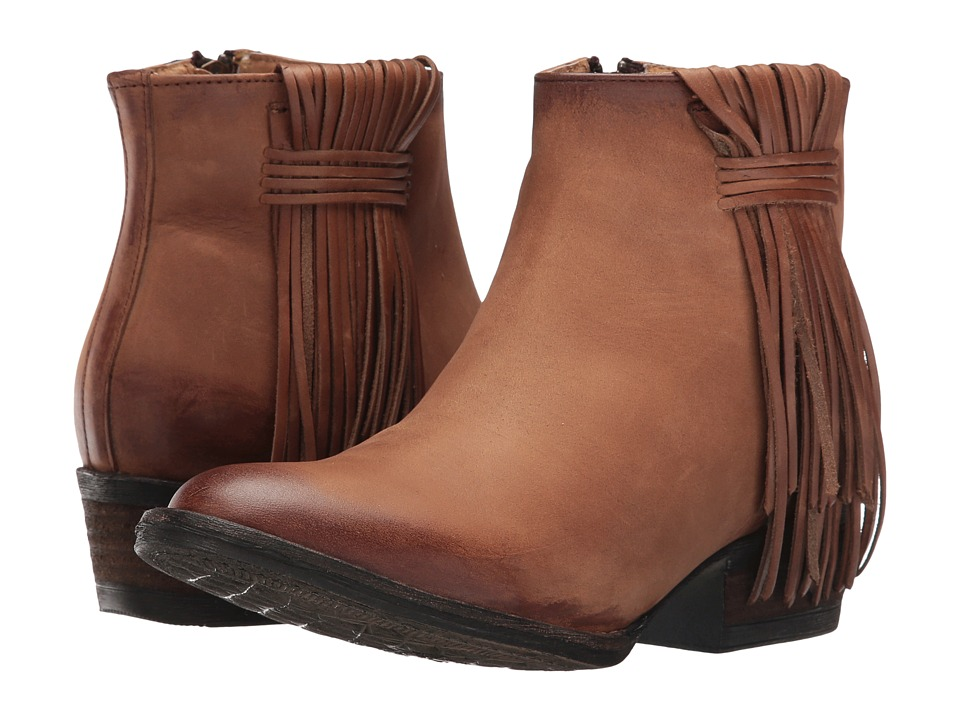 Corral Boots - Q0007 (Tan) Womens Boots