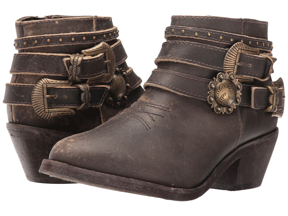 Corral Boots - P5107 (Brown) Womens Boots