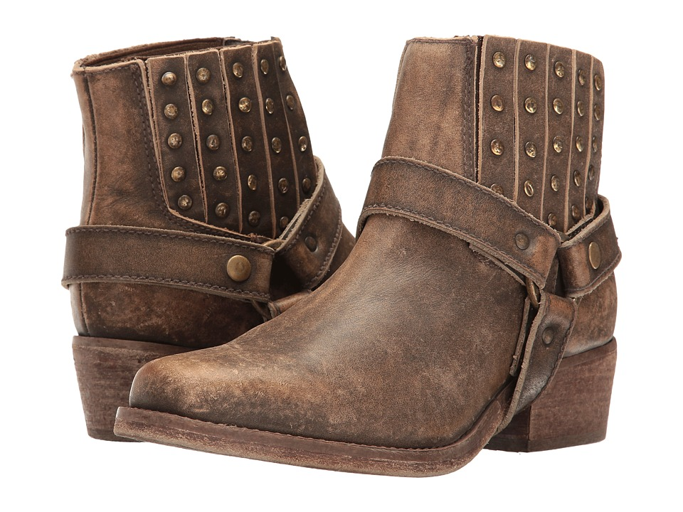 Corral Boots - P5037 (Tan) Womens Boots