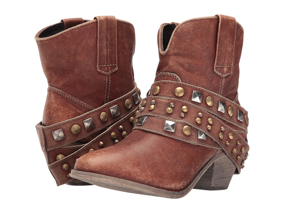 Corral Boots - P5042 (Cognac) Womens Boots