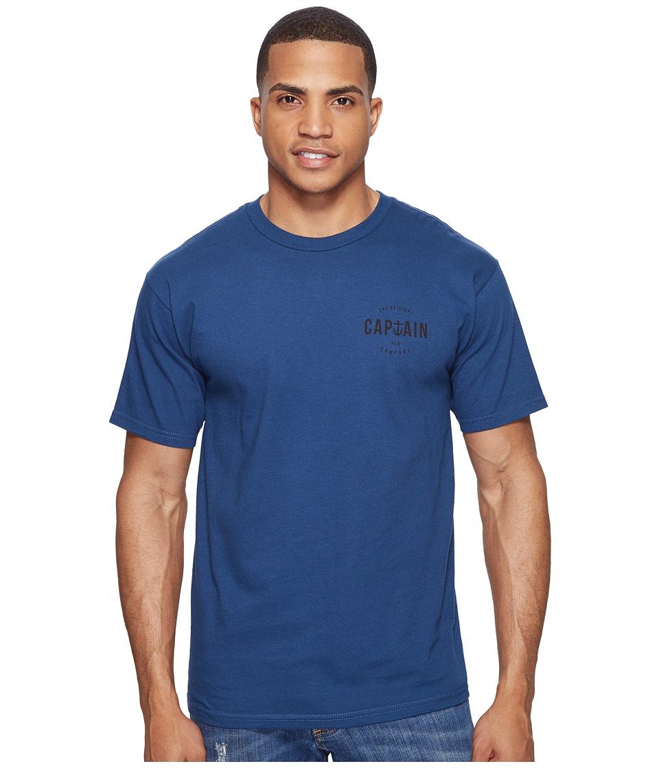 Captain Fin - Tea Strumpets T-Shirt