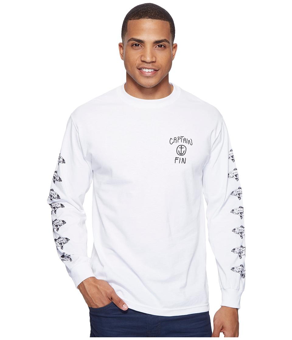 Captain Fin - Strange World Long Sleeve T-Shirt