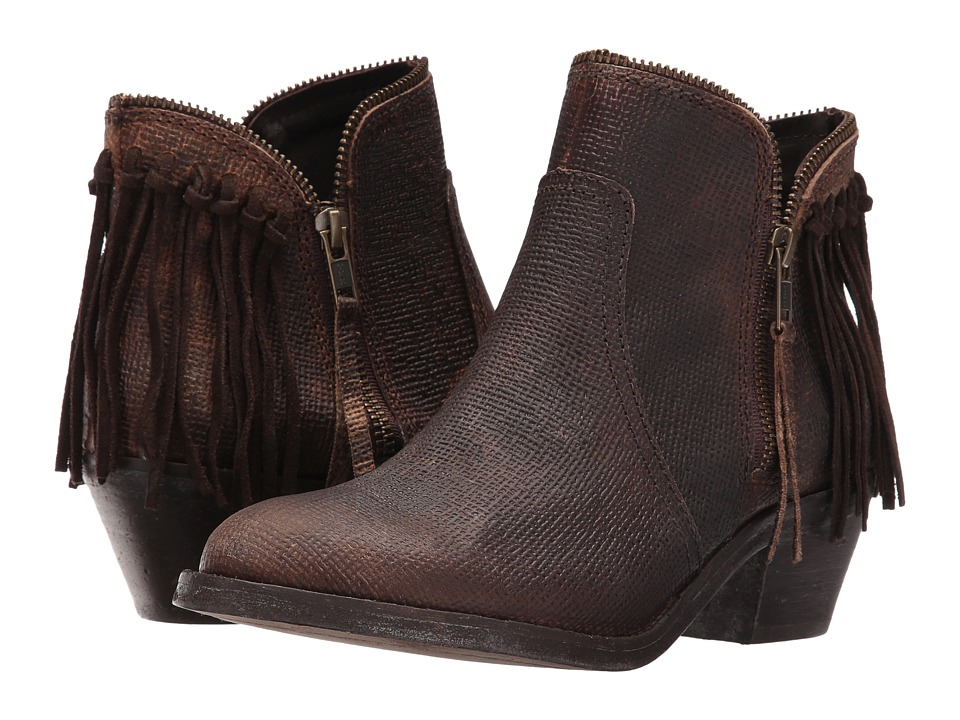 Corral Boots - P5121 (Brown) Women's Boots
