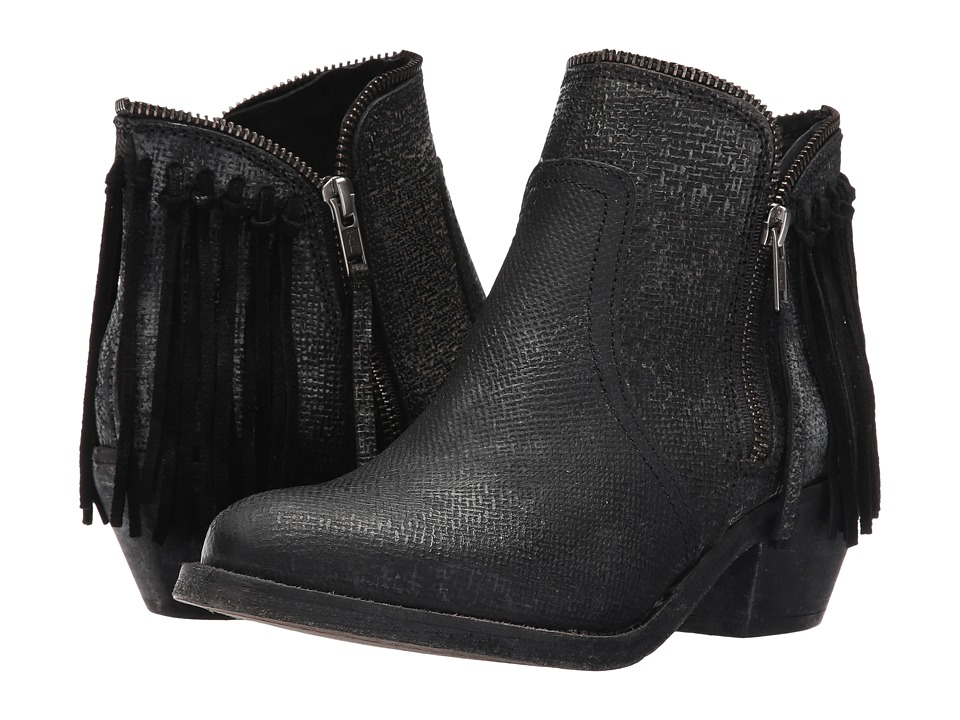 Corral Boots - P5122 (Black) Women's Boots