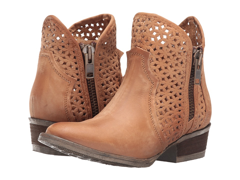 Corral Boots - Q0002 (Tan) Womens Boots
