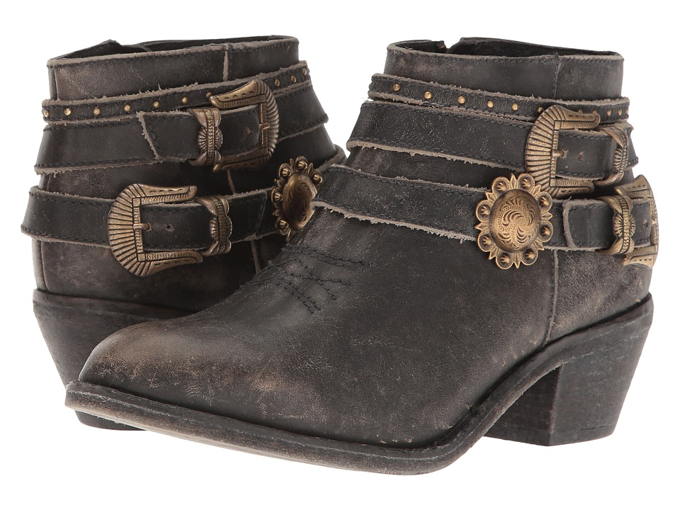 Corral Boots - P5101 (Black) Womens Boots