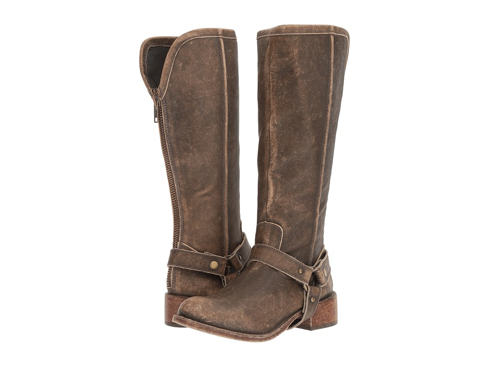 Corral Boots - P5100 (Brown) Women's Boots