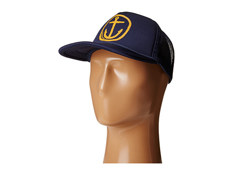 Captain Fin Nuevo Anchor Trucker Hat