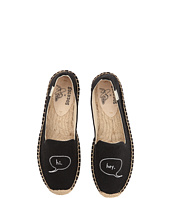 Soludos - Hi Embroidered Platform Smoking Slipper