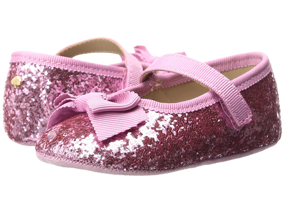 Kate Spade New York Kids Kate Spade New York Kids - Glitter Mary Jane with Bow