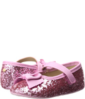 Kate Spade New York Kids - Glitter Mary Jane with Bow (Infant/Toddler)