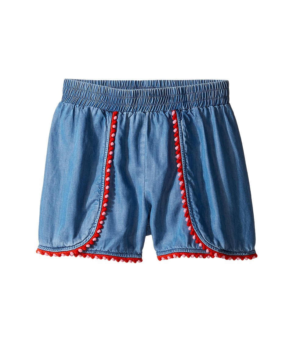 Kate Spade New York Kids Kate Spade New York Kids - Pom Trim Shorts