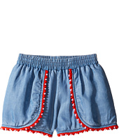 Kate Spade New York Kids - Pom Trim Shorts (Toddler/Little Kids)