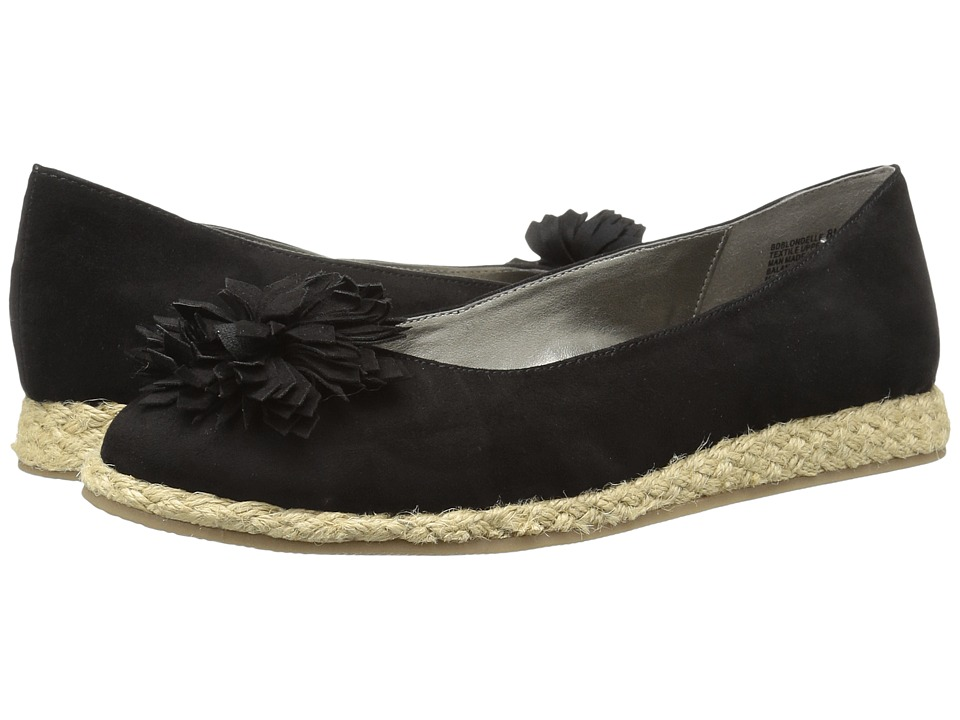 Bandolino Blondelle (Black Faux Suede) Women