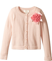 Kate Spade New York Kids - Ribbon Rose Cardigan (Toddler/Little Kids)