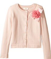 Kate Spade New York Kids - Ribbon Rose Cardigan (Little Kids/Big Kids)