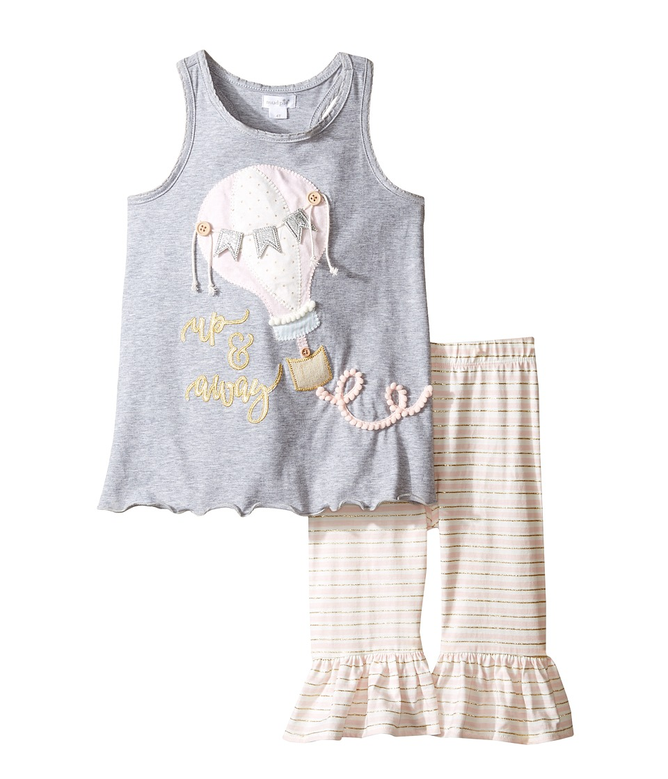Mud Pie - Air Balloon Tunic Leggings Set
