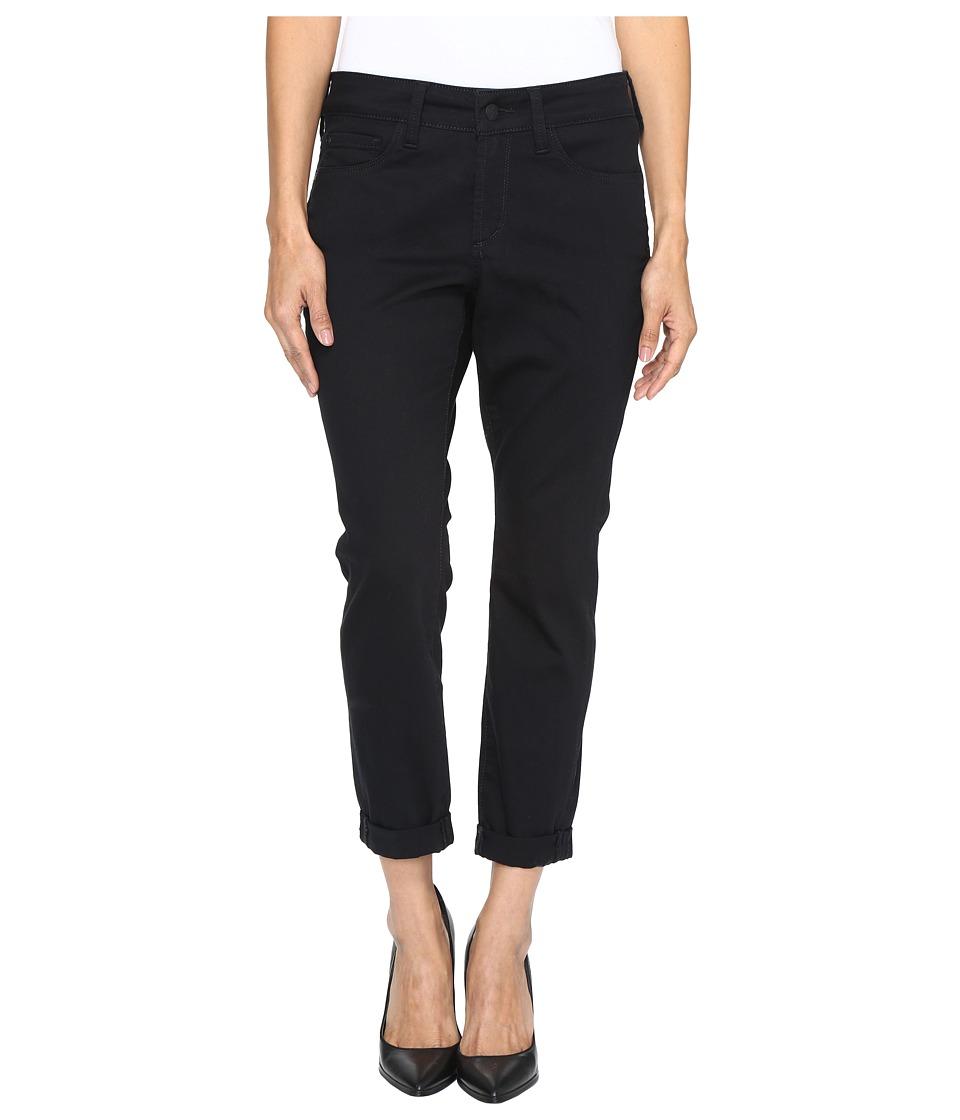 NYDJ Petite Petite Alina Convertible Ankle in Black (Black) Women