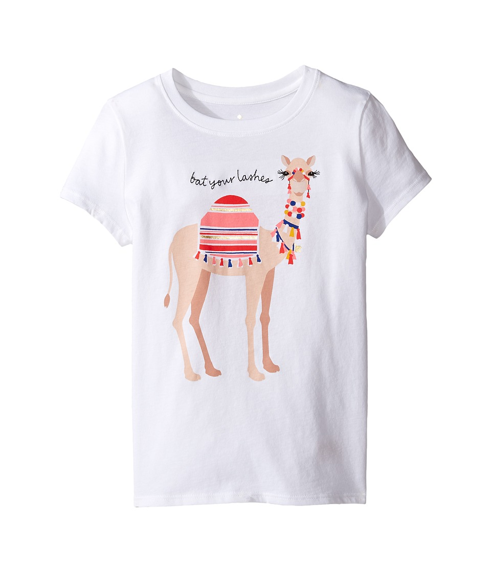 Kate Spade New York Kids Kate Spade New York Kids - Bat Your Lashes Tee
