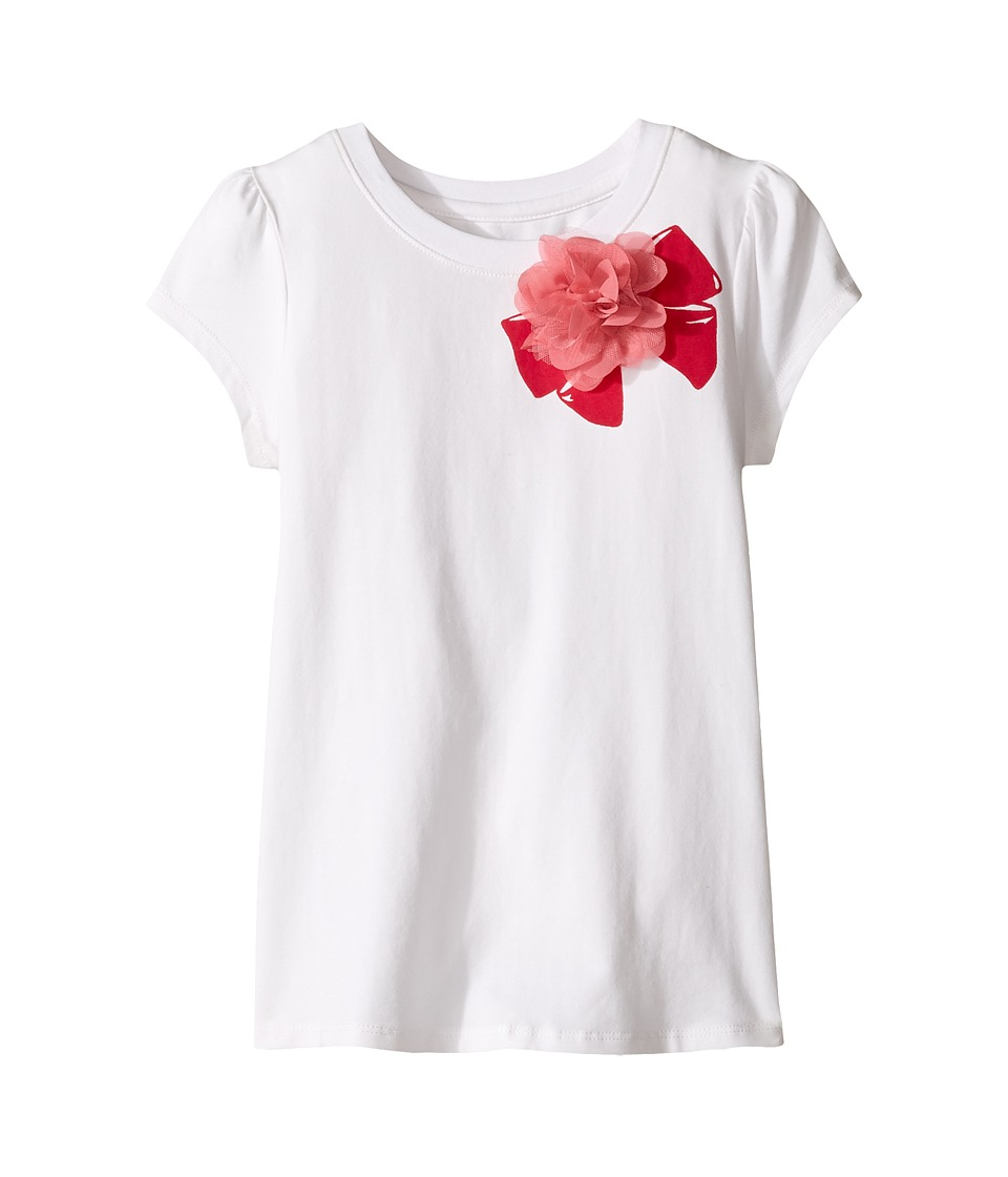 Kate Spade New York Kids - Ruffle Back Tee