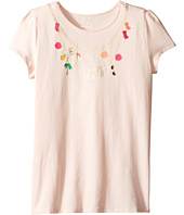 Kate Spade New York Kids - How Charming Tee (Little Kids/Big Kids)
