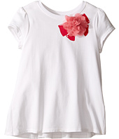 Kate Spade New York Kids - Ruffle Back Tee (Toddler/Little Kids)