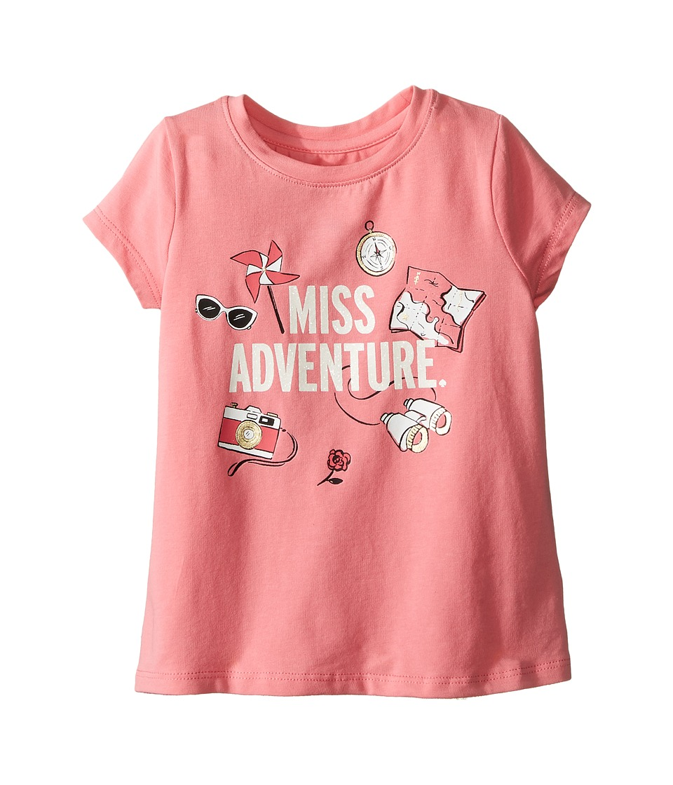 Kate Spade New York Kids - Miss Adventure Tee