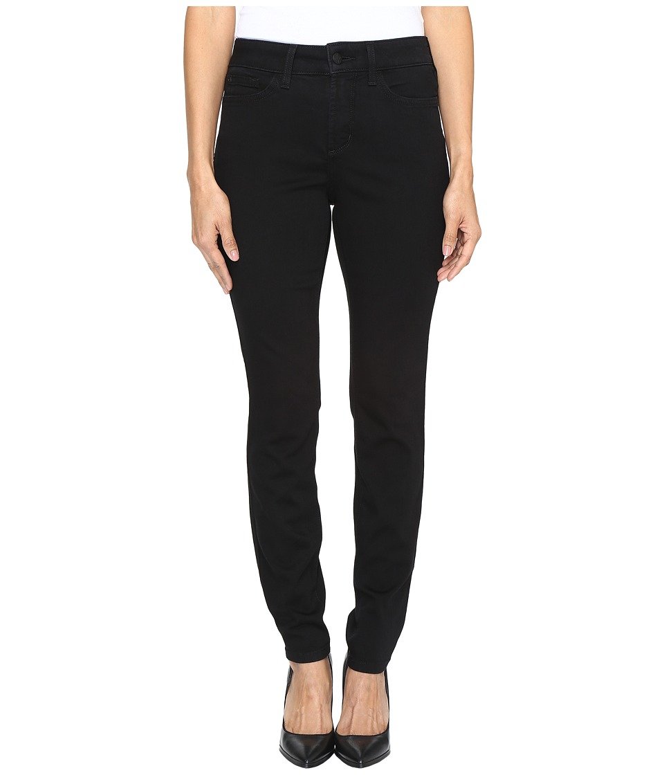 NYDJ Petite Petite Ami Skinny Leggings in Luxury Touch Denim in Black (Black) Women