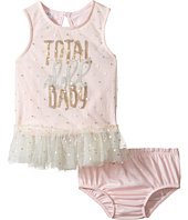 Mud Pie - Doll Baby Dress Bloomer Set (Infant)