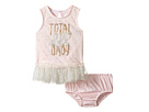 Doll Baby Dress Bloomer Set (Infant)