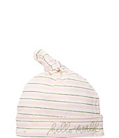 Mud Pie - Hello World Newborn Cap (Infant)