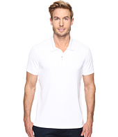 Perry Ellis - Pique Zip Polo