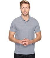 Perry Ellis - Pima Cotton Paisley Polo