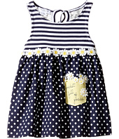Mud Pie - Crochet Daisy Dress (Infant)