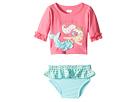 Mud Pie - Mermaid Rashguard Bikini Set (Infant)