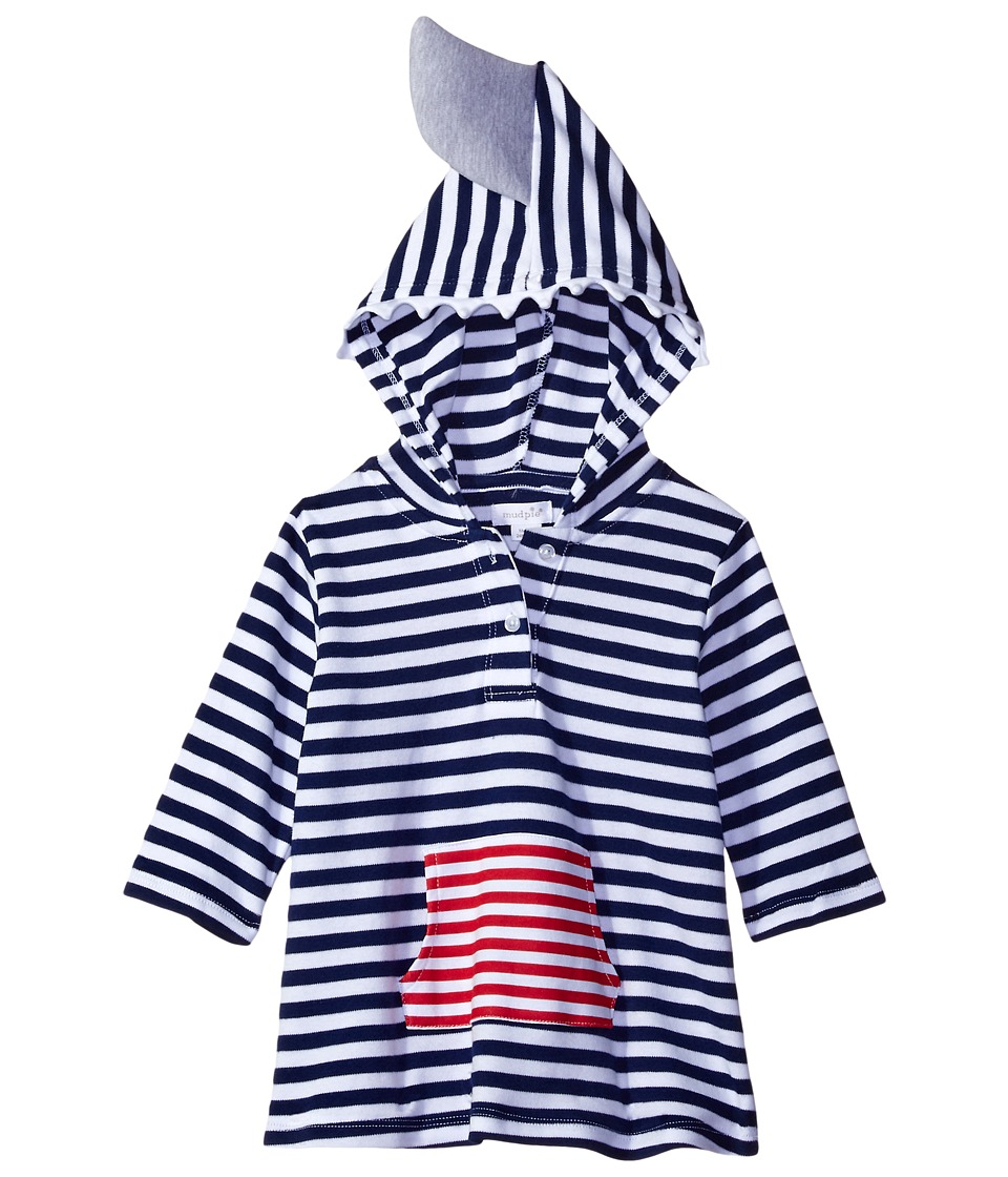 Mud Pie - Shark Hooded Cover-Up