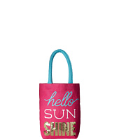Mud Pie - Hello Sunshine Mini Tote