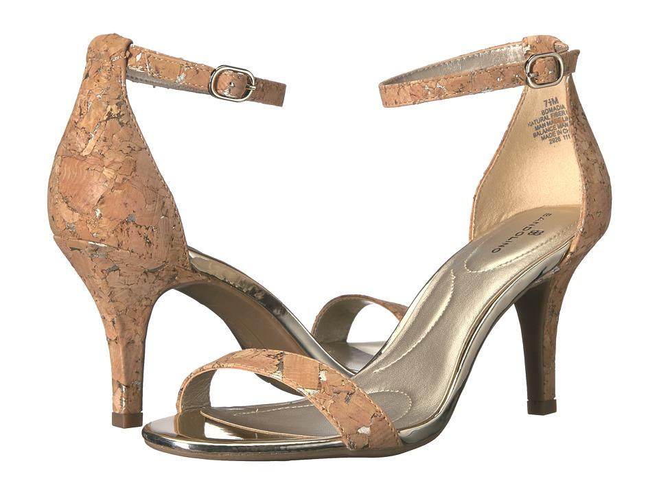 Bandolino Madia (Cork Metallic Metallic Cork) Women