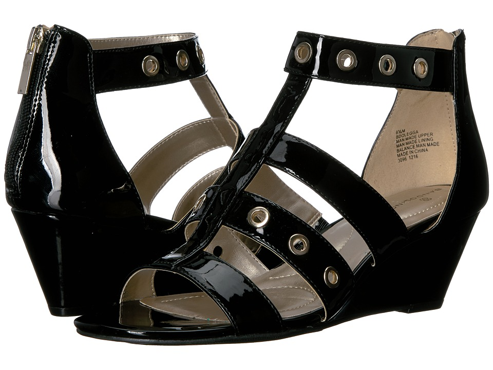 Bandolino Olegga (Black Patent Super Soft Patent Synthetic) Women
