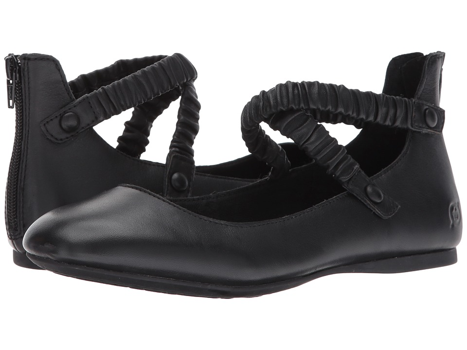 Born Leif (Black Full Grain Leather) Women