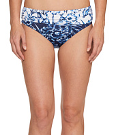 Tommy Bahama - Sketchbook Blossoms High-Waist Bikini Bottom